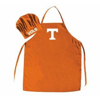 NCAA Tennessee Volunteers Chef Hat And Apron