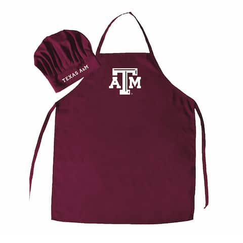 NCAA Texas A&M Aggies Chef Hat And Apron