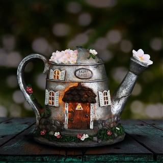 Solar Silver Tea Pot