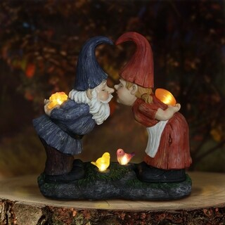 Solar Kissing Gnome