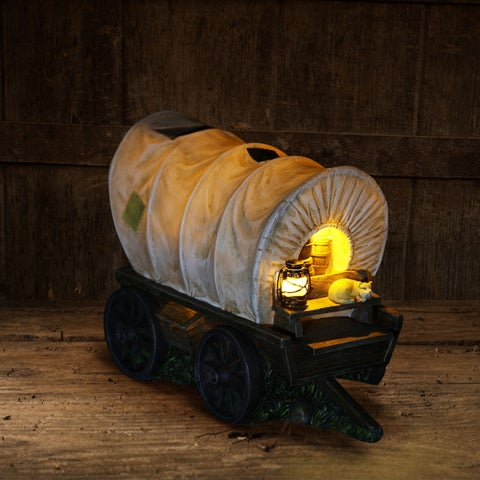 Solar Covered Wagon