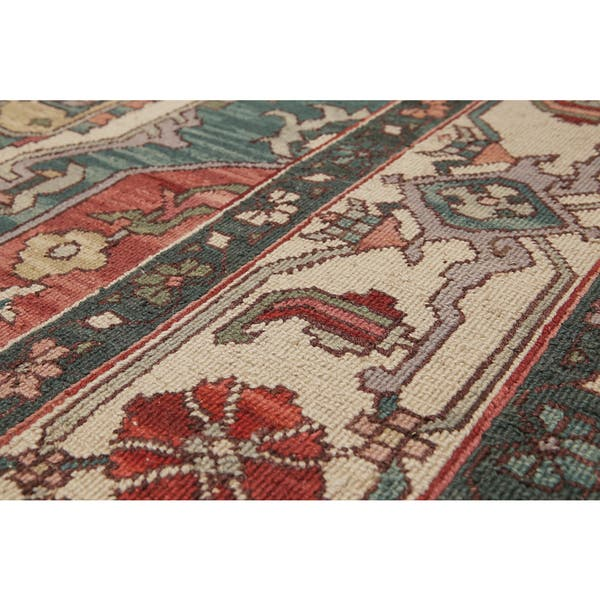 Shop Nourison Nourmak Soumak Flat Weave Reversible Area Rug