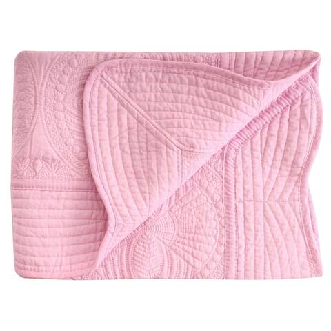 50241da65 Pink Baby Blankets   Find Great Baby Bedding Deals Shopping at Overstock