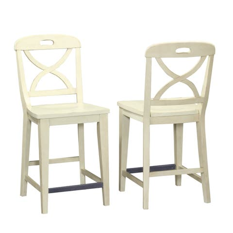 Millbrook Counter Height Stool by Panama Jack (Set of 2)