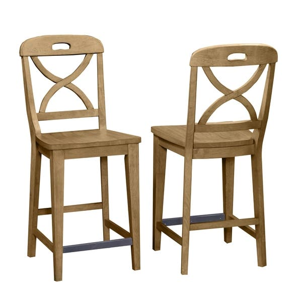 Stupendous Shop Millbrook Counter Height Stool By Panama Jack Set Of 2 Gmtry Best Dining Table And Chair Ideas Images Gmtryco