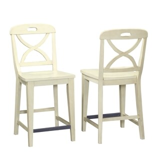 Millbrook Counter Height Stool by Panama Jack (Set of 2) (2 options available)