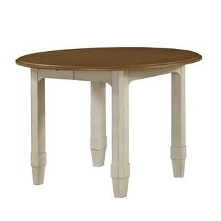 Millbrook Round Leg Dining Table by Panama Jack - Antique White