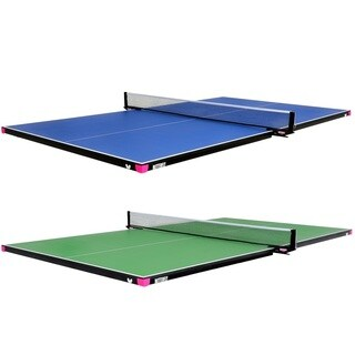 Butterfly Pool Conversion Table Tennis Top with Foam Backing and Net Set