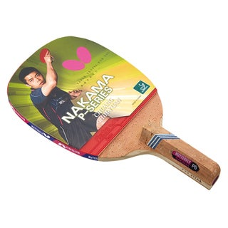 Butterfly Nakama P-6 Penhold Table Tennis Racket
