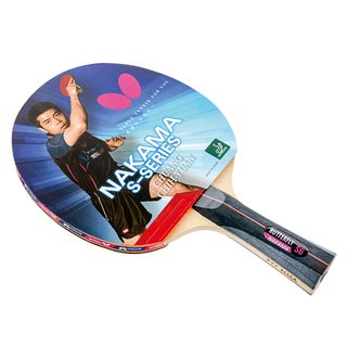 Butterfly Nakama S-6 Shakehand Table Tennis Racket