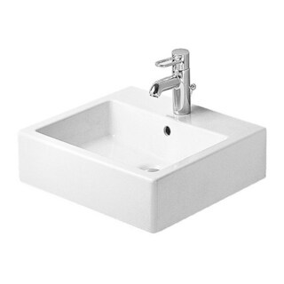 Duravit Vero Washbasin Ground 0454500027 White