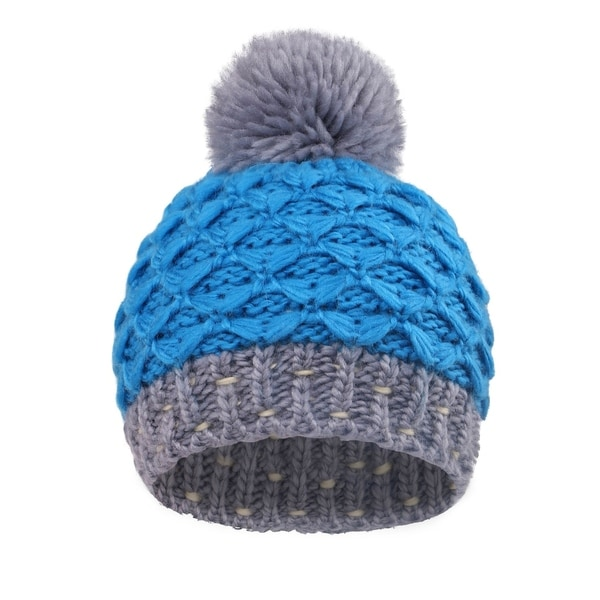4b83af88284 Shop Toddlers Knit Beanie Boys Girls Winter Hat Children Winter Cap ...