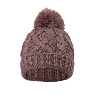 Kids' Super Chunky Cable Knit Beanie