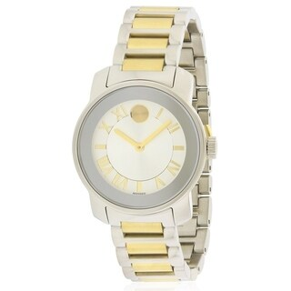 Movado Bold Luxe Two-Tone Ladies Watch 3600245