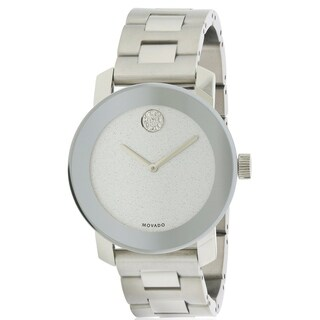Movado Bold Stainless Steel Ladies Watch 3600334
