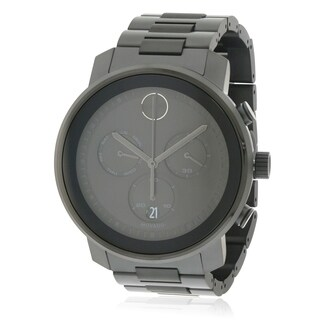 Movado Bold Chronograph Mens Watch 3600484
