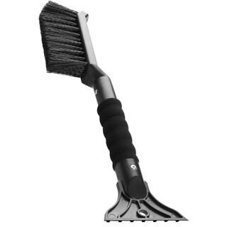 OxGord 2-in-1 Snow Brush and Ice Scraper for Cars, Trucks, SUVs
