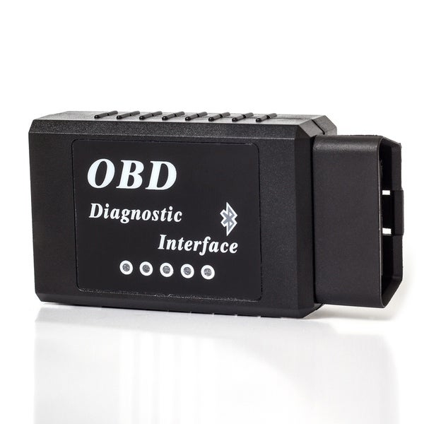 OxGord Bluetooth CAN OBD II Engine Diagnostic Scanner Tool - Android & Windows Only