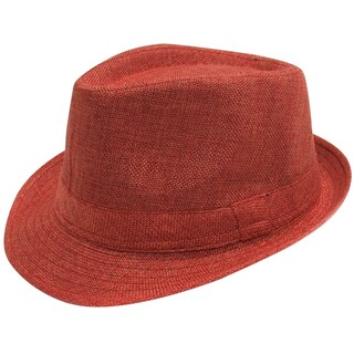 Men / Women's Cotton Blend Trilby Golf Fedora Hat