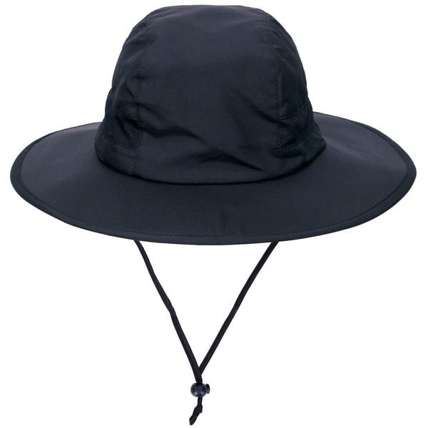 979270c679e64 Personalized UPF 50+ Unisex Safari Sun Hat UV Protection Hat w  Neck  Protector