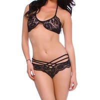 2e1407663 Shop Women s Lace Open Bra Mesh Bodystockings Lingerie and G-string ...