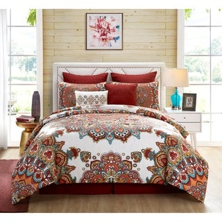 VCNY Home Tara 8-piece Comforter Set