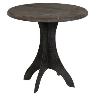 Tilsbury Breakfast Table by Kosas Home - Charcoal