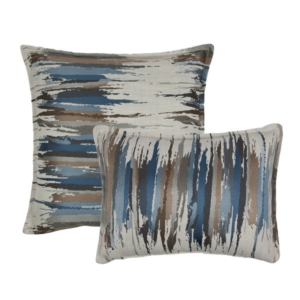 Sherry Kline Moon shadow Combo Decorative Pillows - Multi Color