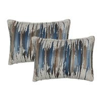 Sherry Kline Moon shadow Boudoir Decorative Pillows (Set of 2) - Multi Color