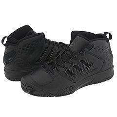 finest selection 7d035 03ea7 Adidas Streetball 08 Black Black Black