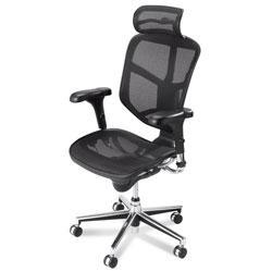 Realspace PRO Quantum Mesh Task Chair With Head Rest