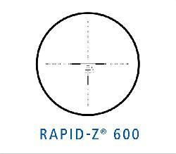 Zeiss Conquest 3.5-10x44mm Rapid Z 600 Reticle Rifle Scope - Thumbnail 2