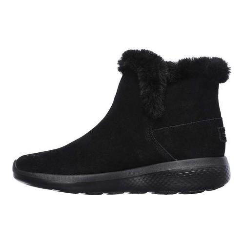 Women's Skechers On the GO City 2 Bundle Ankle Boot Black - Thumbnail 2