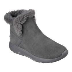 Women's Skechers On the GO City 2 Bundle Ankle Boot Charcoal