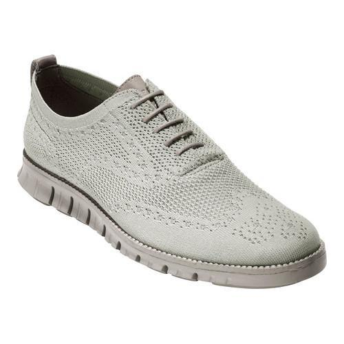 ... Men's Shoes; /; Men's Oxfords. Men's Cole Haan ZEROGRAND  Stitchlite Oxford Rock Ridge/Rock Ridge Knit