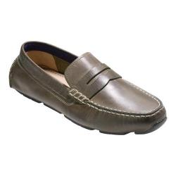 Men's Cole Haan Kelson Penny Loafer Morel Leather