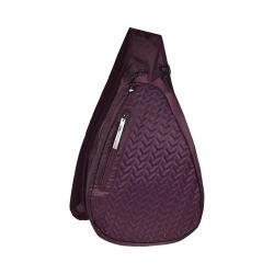 Women's Sherpani Esprit L.E. RFID Polyester Sling Backpack Fig