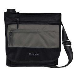 Women's Sherpani Jag Essentials RFID Recycled Crossbody Bag Ash
