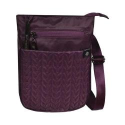 Women's Sherpani Prima L.E. RFID Polyester Small Crossbody Bag Fig