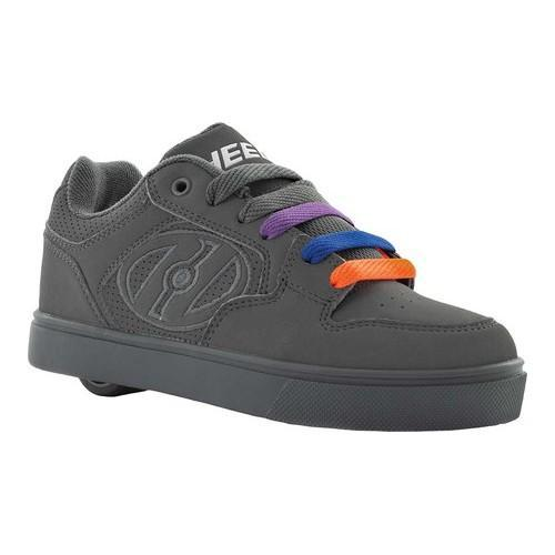 new product e167c bae52 Shop Children s Heelys Motion Plus Roller Shoe Triple Charcoal - Free  Shipping Today - Overstock.com - 17778434