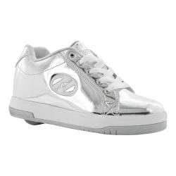 Children's Heelys Split Silver Chrome