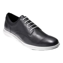Men's Cole Haan Grand Tour Oxford Black/Vapor Grey Leather - Thumbnail 0