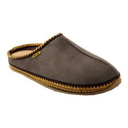 Men's Deer Stags Wherever Clog Slipper Grey Microsuede (More options available)