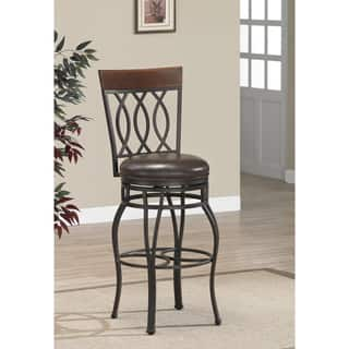 buy extra tall over 33 in counter bar stools online at overstock our best dining room. Black Bedroom Furniture Sets. Home Design Ideas
