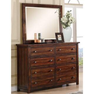 Gracewood Hollow Ingpen Dresser & Mirror Set