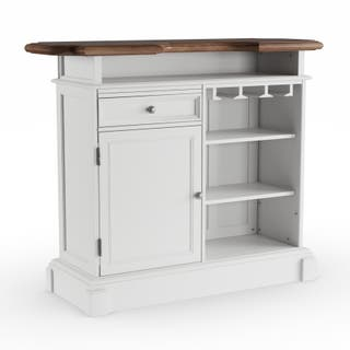 Buy White Home Bars Online at Overstock.com | Our Best Dining Room ...