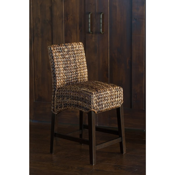 Shop The Curated Nomad Fairway Seagrass Counterstool