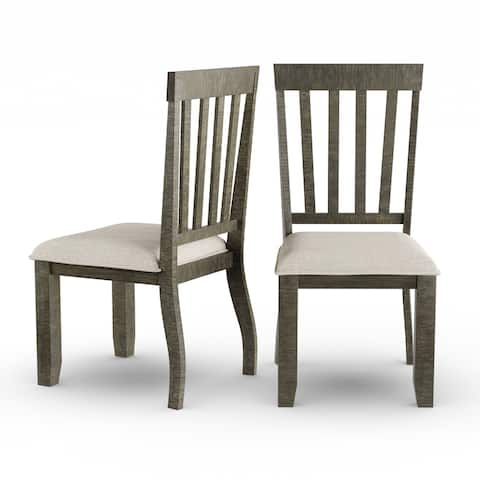 The Gray Barn Rock Cottage Dining Chair (Set of 2)