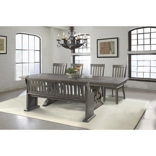 The Gray Barn Rock Cottage Dining Bench