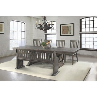 Gracewood Hollow Puzo Dining Bench